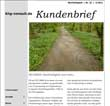 Haemisch Unternehmensberatung Kundenbrief 03/2011
