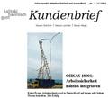 Haemisch Unternehmensberatung Kundenbrief 12/2003