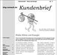 Haemisch Unternehmensberatung Kundenbrief 04/2007